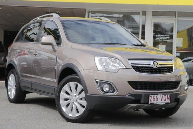 Used Holden Captiva CG MY15 5 LT, 2015 Holden Captiva CG MY15 5 LT Bronze 6 Speed Sports Automatic Wagon