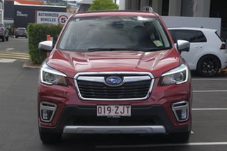 2019 Subaru Forester S5 MY20 2.5i-S CVT AWD Crimson Red 7 Speed Wagon