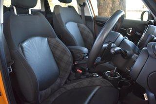 2016 Mini Hatch F55 Cooper S Orange 6 Speed Sports Automatic Hatchback