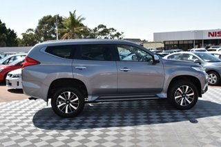 2017 Mitsubishi Pajero Sport QE MY17 Exceed Grey 8 Speed Sports Automatic Wagon
