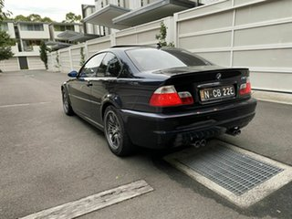 2002 BMW M3 E46 SMG Black 6 Speed Seq Manual Auto-Clutch Coupe