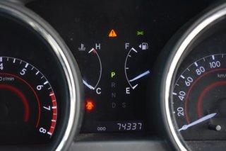 2013 Toyota Kluger GSU40R MY12 KX-R 2WD White 5 Speed Sports Automatic Wagon.