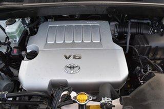 2013 Toyota Kluger GSU40R MY12 KX-R 2WD White 5 Speed Sports Automatic Wagon