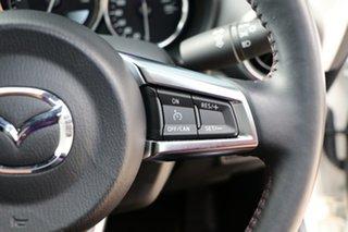 2020 Mazda MX-5 ND GT RF SKYACTIV-Drive White 6 Speed Sports Automatic Targa