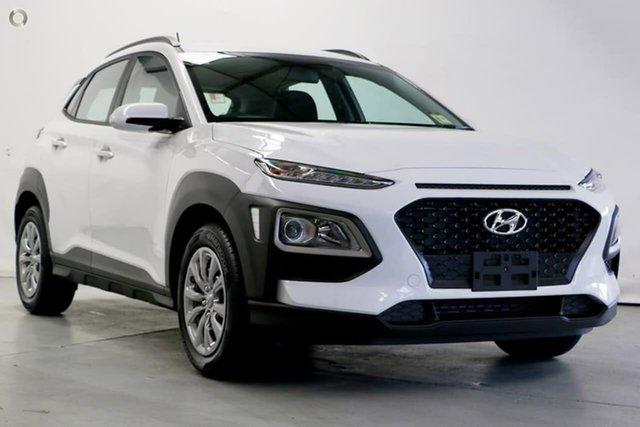 Used Hyundai Kona OS.3 MY20 Go 2WD, 2019 Hyundai Kona OS.3 MY20 Go 2WD White 6 Speed Sports Automatic Wagon