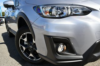 2020 Subaru XV G5X MY20 2.0i Premium Lineartronic AWD Ice Silver 7 Speed Constant Variable Wagon.