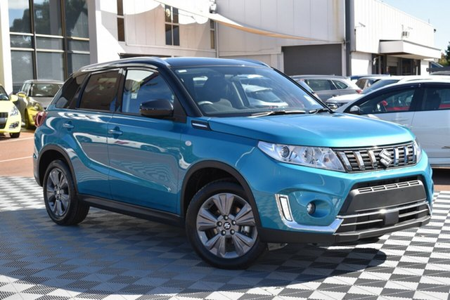 New Suzuki Vitara LY Series II 2WD, 2020 Suzuki Vitara LY Series II 2WD Turquoise/Black Roof 6 Speed Sports Automatic Wagon
