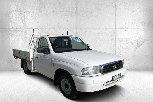 Used Mazda B2600  Bravo, 1999 Mazda B2600 Bravo White 4 Speed Automatic Utility