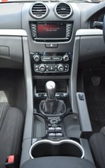 2012 Holden Commodore VE II MY12 SS Grey 6 Speed Manual Sedan