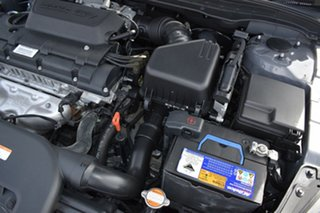 2011 Hyundai i30 FD MY11 SX cw Wagon Silver 4 Speed Automatic Wagon
