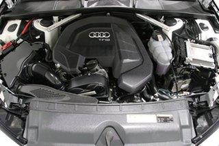2019 Audi A4 8W MY19 35 TFSI S Tronic Sport Ibis White 7 Speed Auto Dual Clutch Sedan
