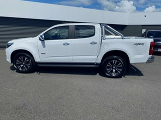 2017 Holden Colorado RG MY18 LTZ Pickup Crew Cab Summit White 6 Speed Sports Automatic Utility