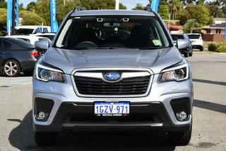 2020 Subaru Forester S5 MY20 2.5i-L CVT AWD Ice Silver 7 Speed Constant Variable Wagon