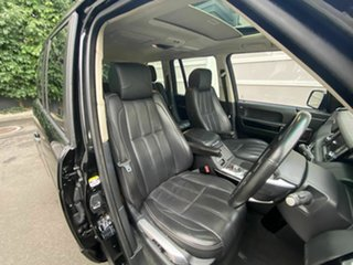 2010 Land Rover Range Rover Vogue L322 11MY Autobiography Black 6 Speed Sports Automatic Wagon
