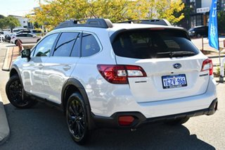 2020 Subaru Outback B6A MY20 2.5i-X CVT AWD Crystal White 7 Speed Constant Variable Wagon.