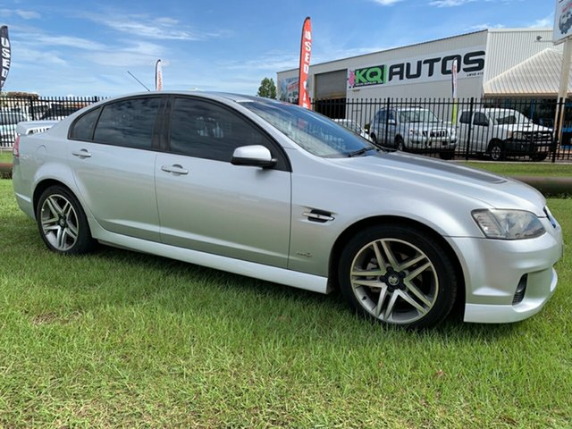 Used Holden Commodore VE II MY12 SV6, 2012 Holden Commodore VE II MY12 SV6 Silver 6 Speed Sports Automatic Sedan