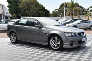 2012 Holden Commodore VE II MY12 SS Grey 6 Speed Manual Sedan.