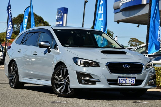 Demo Subaru Levorg V1 MY20 2.0 GT-S CVT AWD, 2020 Subaru Levorg V1 MY20 2.0 GT-S CVT AWD Cool Grey Khaki 8 Speed Constant Variable Wagon
