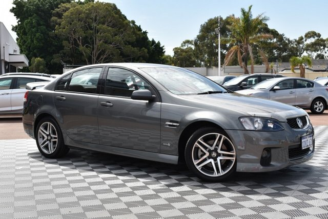 Used Holden Commodore VE II MY12 SS, 2012 Holden Commodore VE II MY12 SS Grey 6 Speed Manual Sedan