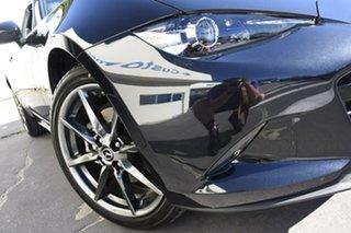 2020 Mazda MX-5 ND GT RF SKYACTIV-MT Jet Black 6 Speed Manual Targa.