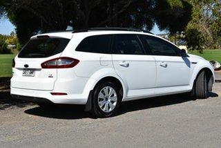 2011 Ford Mondeo MC LX PwrShift TDCi White 6 Speed Sports Automatic Dual Clutch Wagon