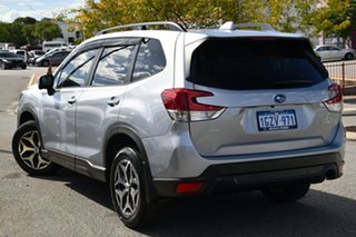 2020 Subaru Forester S5 MY20 2.5i-L CVT AWD Ice Silver 7 Speed Constant Variable Wagon.
