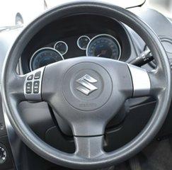 2009 Suzuki SX4 GYA Silver 4 Speed Automatic Hatchback