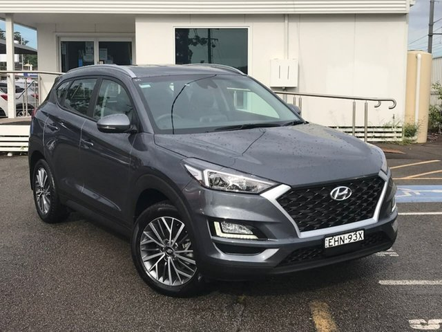 Used Hyundai Tucson TL4 MY20 Active X 2WD, 2019 Hyundai Tucson TL4 MY20 Active X 2WD Grey 6 Speed Automatic Wagon
