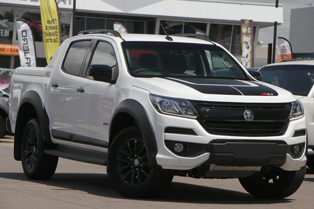 Used Holden Colorado RG MY20 Z71 Pickup Crew Cab, 2019 Holden Colorado RG MY20 Z71 Pickup Crew Cab White 6 Speed Sports Automatic Utility