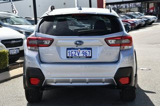 2020 Subaru XV G5X MY20 2.0i Premium Lineartronic AWD Ice Silver 7 Speed Constant Variable Wagon