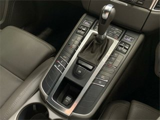 2015 Porsche Macan 95B S Diesel White Sports Automatic Dual Clutch Wagon