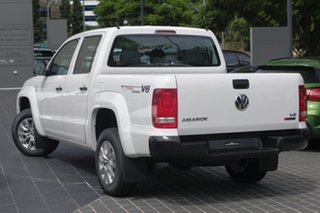2019 Volkswagen Amarok 2H MY20 TDI500 4MOT Core White 6 Speed Manual Utility