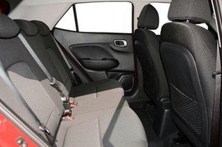 2019 Hyundai Venue QX MY20 Go Fiery Red 6 Speed Manual Wagon