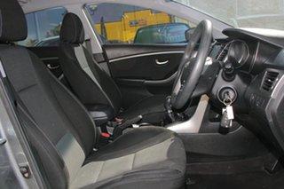 2016 Hyundai i30 GD4 Series II MY17 Active Grey 6 Speed Manual Hatchback