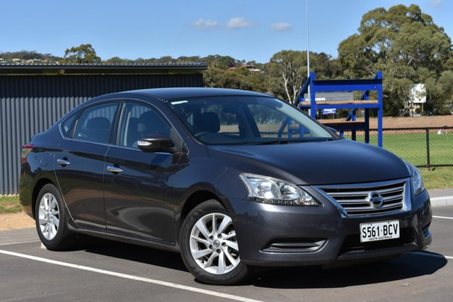 Used Nissan Pulsar B17 ST, 2013 Nissan Pulsar B17 ST Grey 1 Speed Sedan