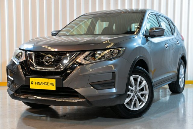 Used Nissan X-Trail T32 Series II ST X-tronic 2WD, 2017 Nissan X-Trail T32 Series II ST X-tronic 2WD Grey 7 Speed Constant Variable Wagon