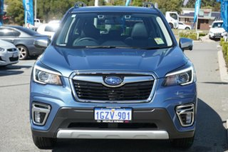 2020 Subaru Forester S5 MY20 Hybrid S CVT AWD Horizon Blue 7 Speed Constant Variable Wagon Hybrid