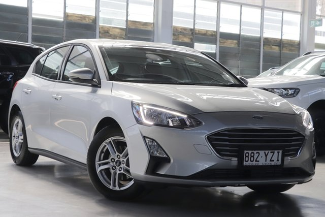 Demo Ford Focus SA 2019.75MY Trend, 2019 Ford Focus SA 2019.75MY Trend Moondust Silver 8 Speed Automatic Hatchback