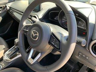 2020 Mazda 2 DJ2HAA G15 SKYACTIV-Drive Pure Sonic Silver 6 Speed Sports Automatic Hatchback
