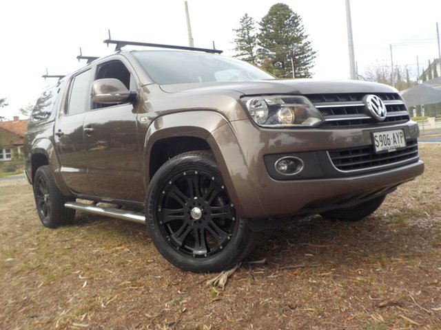 Used Volkswagen Amarok 2H MY14 TDI420 4Motion Perm Highline, 2013 Volkswagen Amarok 2H MY14 TDI420 4Motion Perm Highline 8 Speed Automatic Utility