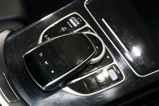 2018 Mercedes-Benz C-Class W205 808MY C200 9G-Tronic White 9 Speed Sports Automatic Sedan