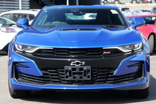 2019 Chevrolet Camaro 1AL37 MY19 2SS Riverside Blue 8 Speed Automatic Coupe