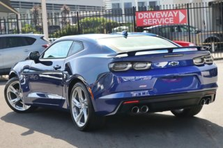 2019 Chevrolet Camaro 1AL37 MY19 2SS Riverside Blue 8 Speed Automatic Coupe.