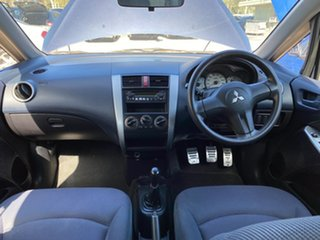 2007 Mitsubishi Colt RG MY07 LS 5 Speed Manual Hatchback