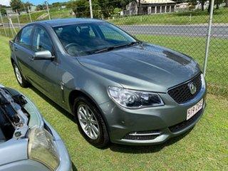2015 Holden Commodore VF MY15 Evoke Grey 6 Speed Sports Automatic Sedan