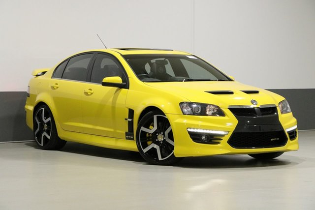 Used Holden Special Vehicles GTS E3 MY12 , 2012 Holden Special Vehicles GTS E3 MY12 Hazard 6 Speed Manual Sedan