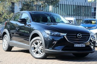 2019 Mazda CX-3 DK4W7A Maxx SKYACTIV-Drive i-ACTIV AWD Sport Black 6 Speed Sports Automatic Wagon.