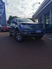 2019 Ford Everest UA II 2019.00MY Trend 4WD Grey 10 Speed Sports Automatic Wagon.