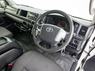 2014 Toyota HiAce KDH223R MY14 Commuter White Bus