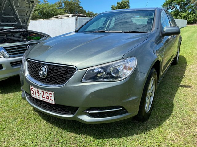 Used Holden Commodore VF MY15 Evoke, 2015 Holden Commodore VF MY15 Evoke Grey 6 Speed Sports Automatic Sedan